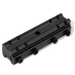 """TRUGLO 3/8"""" to Weaver Scope and Red Dot Mounting Adapter"""