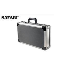Safari Double Hard-Sided Pistol Case