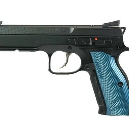 CZ Shadow 2 Optic Ready 9mm Blue Grips 4.7'' Barrel 3 Magazines