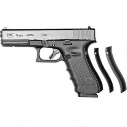 Glock 17 Gen 4 9mm  w/ Fixed Sights 3 Magazines