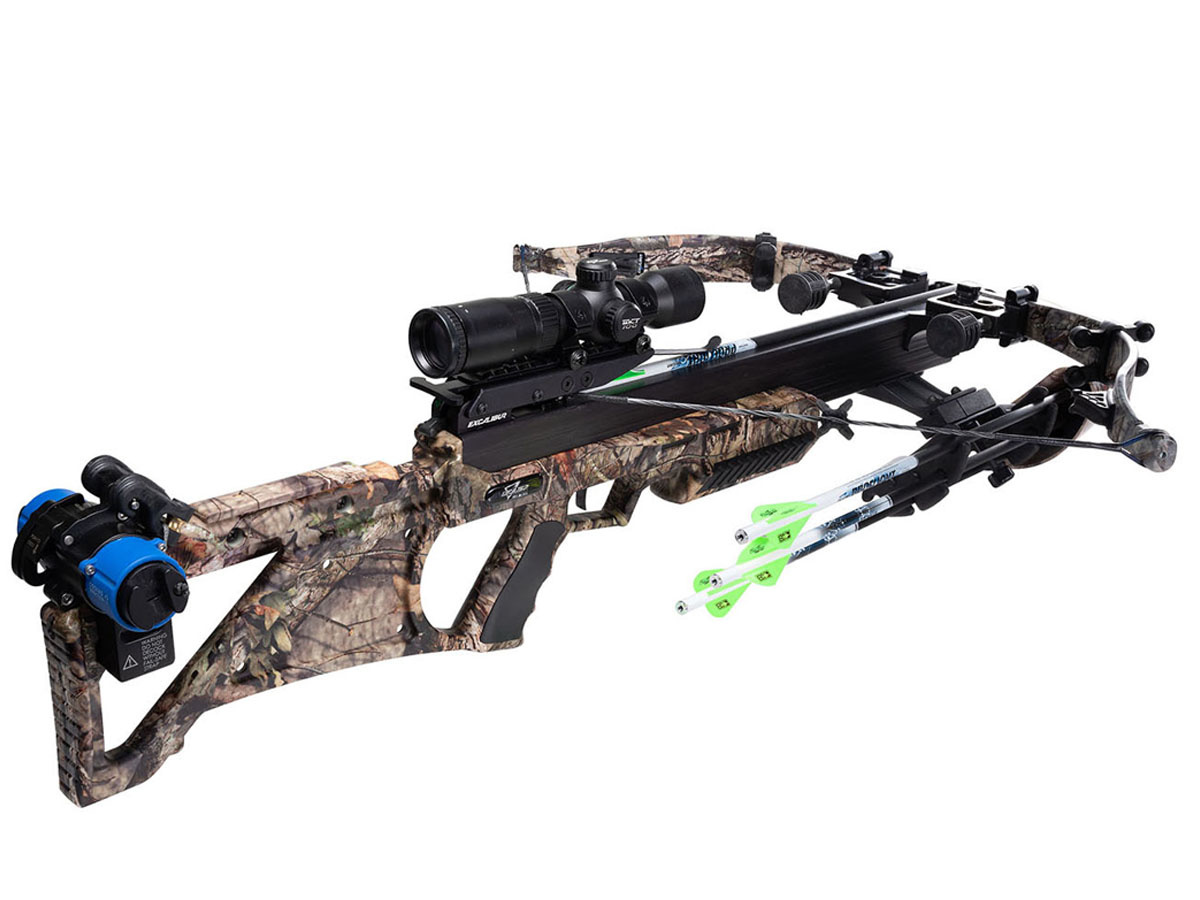 Excalibur Excalibur Matrix Bulldog 440 BUC Camo Crossbow Package