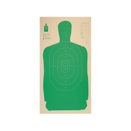 Champion Cardboard Body Target