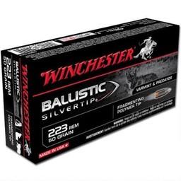 Winchester Supreme Centerfire Ammunition