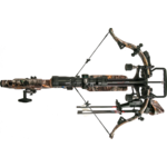 Excalibur Assassin 420TD Package With Tact-100 Illuminated Scope Edge Camo
