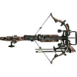 Excalibur Excalibur 420TD Package With Tact-100 Illuminated Scope Edge Camo