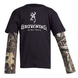Browning Browning Youth Hazin Tee