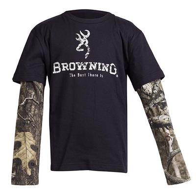 Browning Browning Youth Hazin Tee