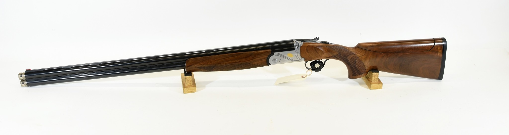 "UG-12636 USED Fausti Conrad Sporting w/ Adjustable Comb 12 Gauge 3"" 30"" Barrels w/ 5 Extended Choke Tubes (very little use!"