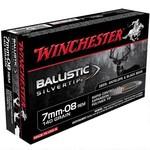 Winchester Ballistic Silvertip 7mm-08 Rem 140 Grain (20 Rounds)