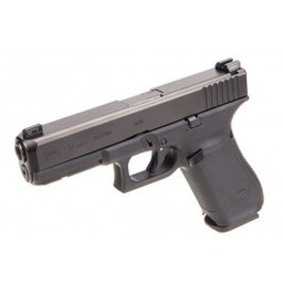 Glock 17 Gen 5 9mm 3 10-Round Magazines With Glock Night Sights