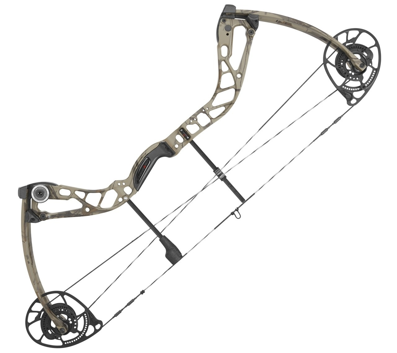 Bowtech Convergence Right Hand 70# Country Roots Camo