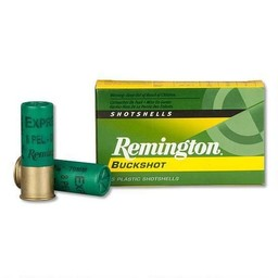 "Remington Remington Buckshot 12 Gauge 2 3/4"" Shot #000BK"