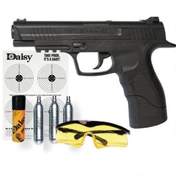 Daisy Power Line 415 495 FPS  Pellet Pistol Kit