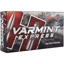 Hornady Hornady Varmint Express 6.5 Creedmoor 95 Grain V-Max (20-Rounds)