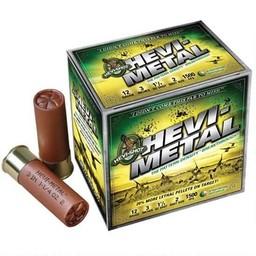 "Hevi-Shot Hevi-Shot Hevi-Metal 12 Gauge 3"" #3 1500FPS"