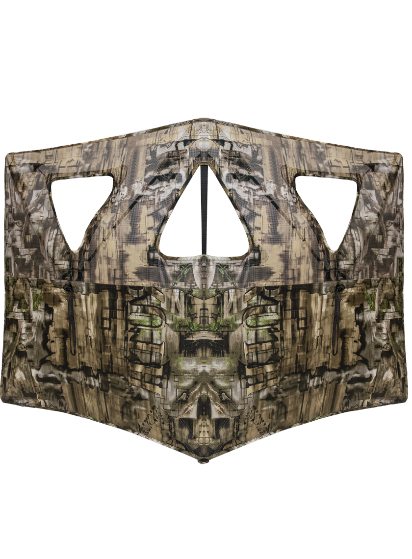 Primos Hunting Primos Double Bull Stakeout Blind w/ Surround View
