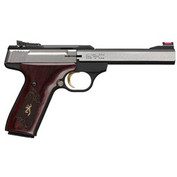 Browning Browning Buck Mark 22LR Medallion Rosewood Stainless