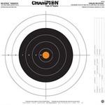 Champion Re-Stick Targets 100 Yard Smallbore Rifle (25 Sheets)