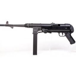 GSG MP-40 22LR Black Finish 1 MaGSG MP-40 .22LR Black Finish w/ 1 Magazinegazine