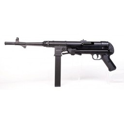 GSG MP-40 22LR Black Finish 1 MaGSG MP-40 .22LR Black Finish w/ 1 Magazinegazine