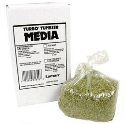 Lyman Lyman Turbo Tumbler Media Corncob Green