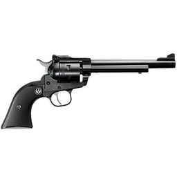 "Ruger Single-Six Revolver 17 HMR Blued 6.5"" Barrel"