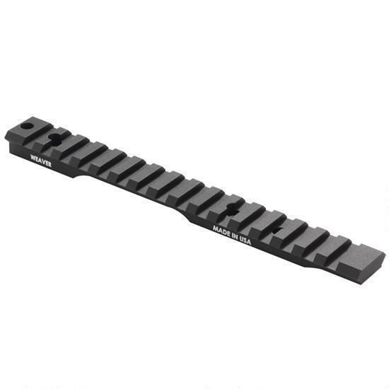 Weaver Weaver Tactical Savage 110 L/A 20 MOA Single Piece Base