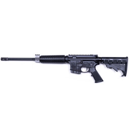 "Smith and Wesson M&P15 5.56/223 16"" Barrel 5 Round Magazine Optic Ready"