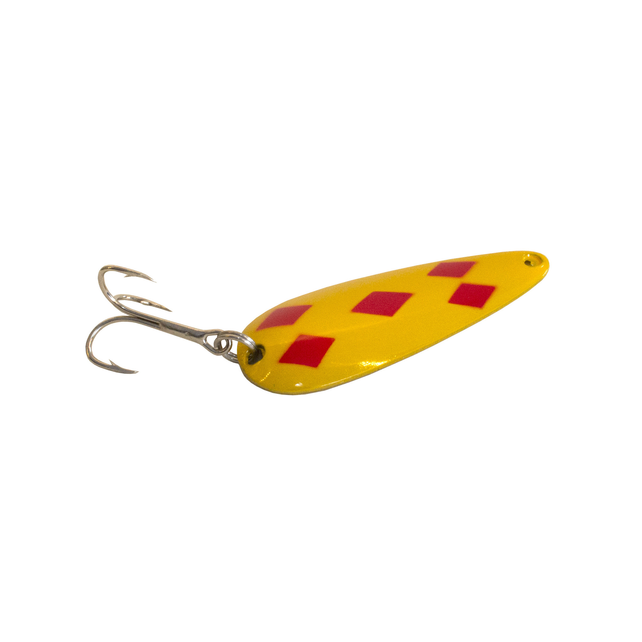 Len Thompson Len Thompson Original Series Yellow/Red Diamond Spoon