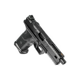 Zev Tech Zev Tech OZ9 9mm Standard Black Slide Black Barrel Threaded