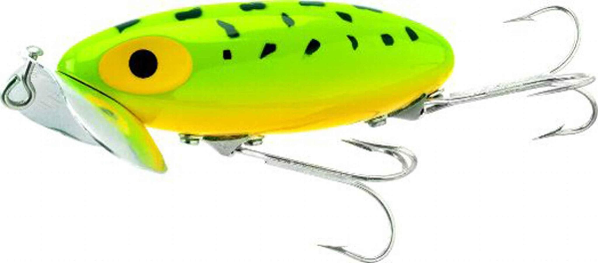Arbogast Arbogast Topwater Jitterbug Lure 3/8oz.
