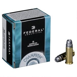 Federal Federal Champion .44 Special 300 Grain Semi Wadcutter Hollow Point (20-Rounds)