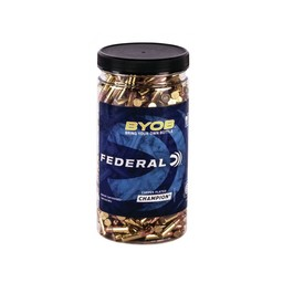 Federal Federal BYOB .22 WMR 50 Grain JHP (250-Rounds)