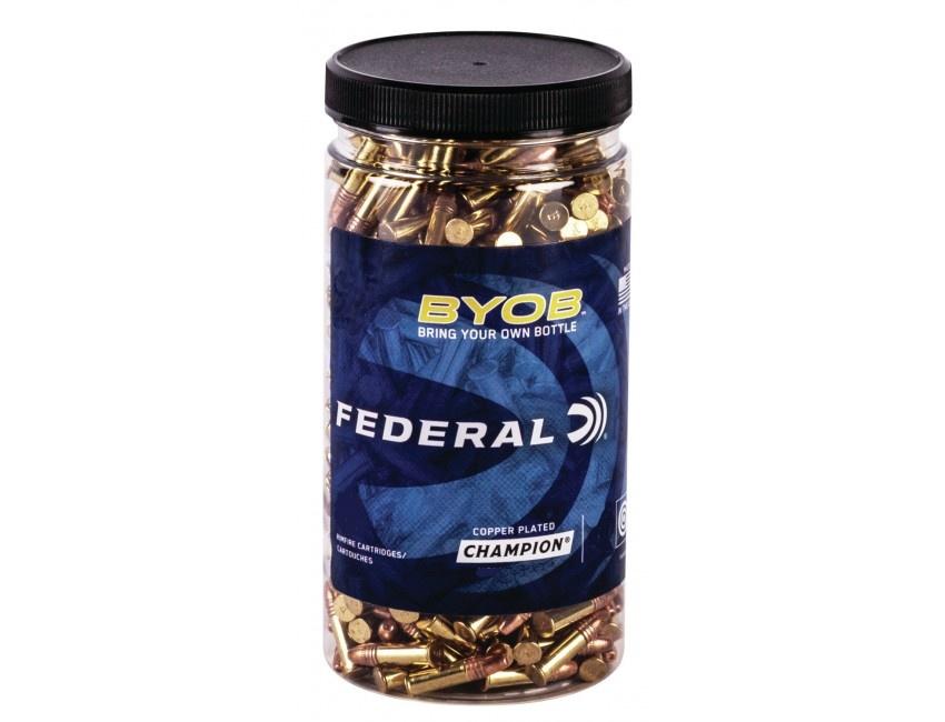 Federal Federal BYOB .22 WMR 50 Grain JHP (250-Rounds)