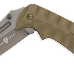 "Browning Browning Black Label Unleashed 3 3/8"" Blade Folding"