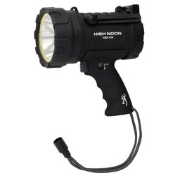 Browning High Noon Pro Spotlight Black 1800 Lumens Rechargeable