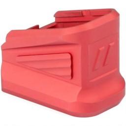 Zev Tech Zev Tech Glock Base Plate Red Anodized