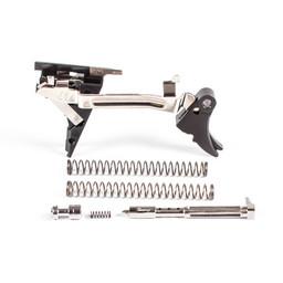 Zev Tech Zev Tech Fulcrum Ultimate Trigger Adjustable Drop In 4TH Gen 9mm Glock