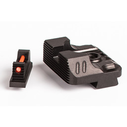 Zev Tech Zev Tech Combat V3 Fiber Optic Combat Sight Set