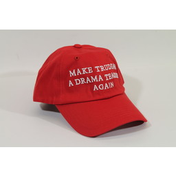 "TurtleTop Apparel Cap ""Make Trudeau A Drama Teacher Again"""