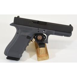 UHG-6537 USED Glock 17 Gen4 9mm Semi Auto Pistol w/3 Magazines, Original Case and Contents