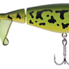 Berkley Choppo 120 Top Water Lure Frog Color Finish