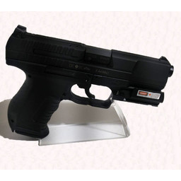 UHG-6626 USED Walther P99 AS 9mm w/ Original Case and 2 Magazines