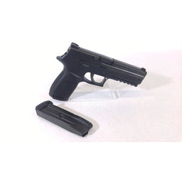 UHG-6661 USED Sig Sauer P250 9mm w/ 2 Magazines