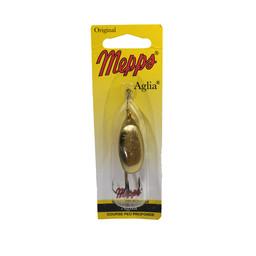 Mepps Mepps Aglia Shallow Runner In-Line Spinner Gold