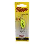 Mepps Aglia Shallow Runner In-Line Spinner Florescent Yellow