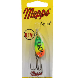 Mepps Mepps Aglia Shallow Runner In-Line Spinner Tri-Color