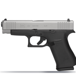 Glock G48 9mm Fixed Sight Two-Tone 2 Magazines