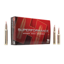 Hornady Hornady Superformance .338 Win. Mag. 200 Grain SST (20-Rounds)