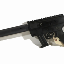 "JRC (JR Carbine) JRC 9mm, Uses Smith and Wesson M&P 10 Shot Pistol Mags 18.6"" Take Down Black"